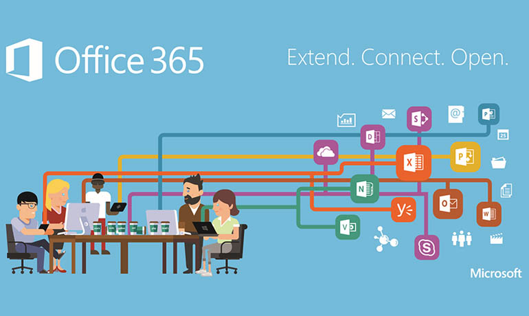 Microsoft Office 365 in offerta a 39,99