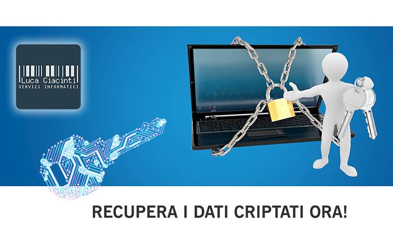 Recupero dati criptati Teslacrypt